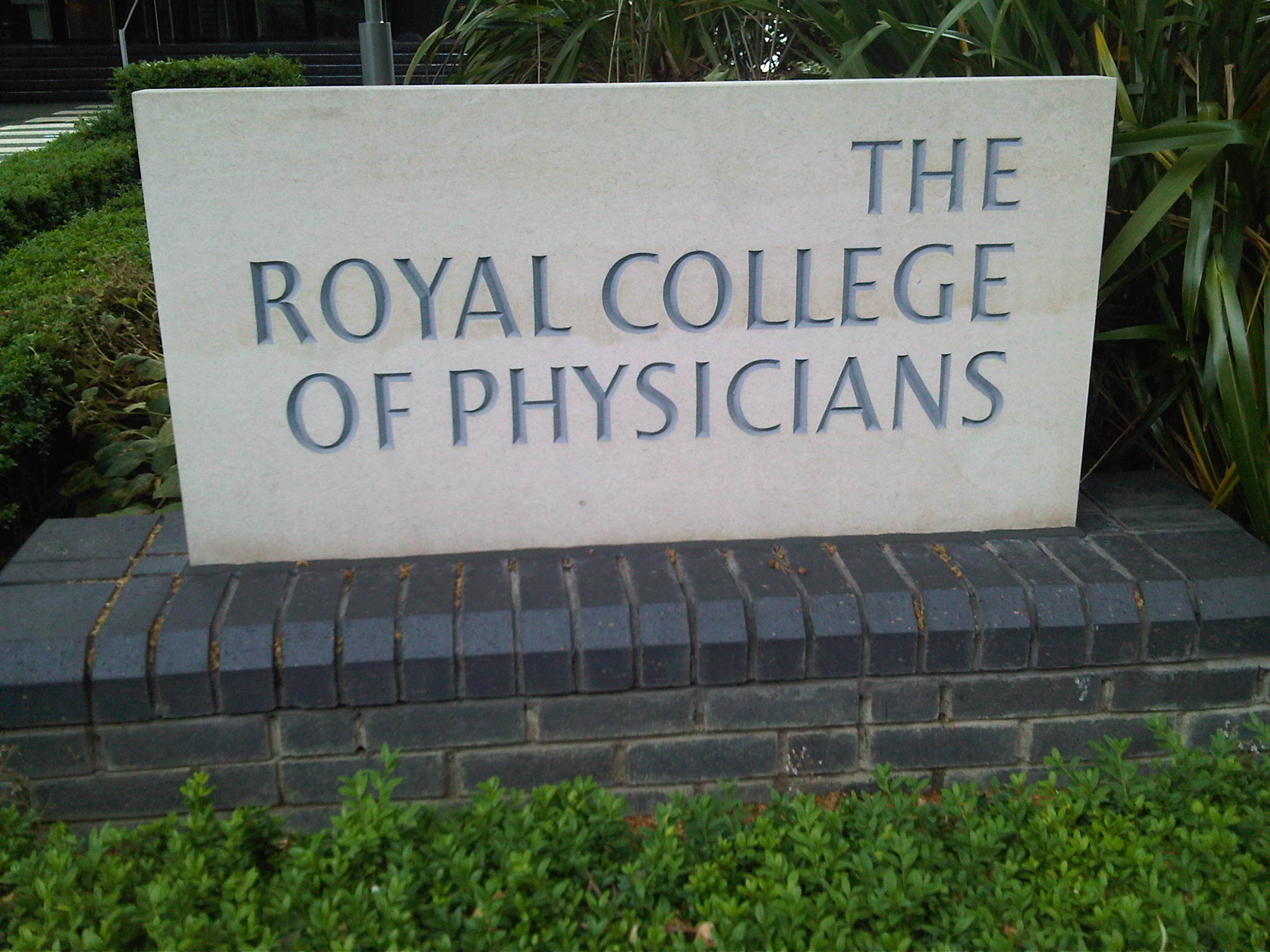 Royal College of Physicians, Regents Park