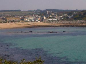 Town Beach, St Mary's, Isles of Scilly